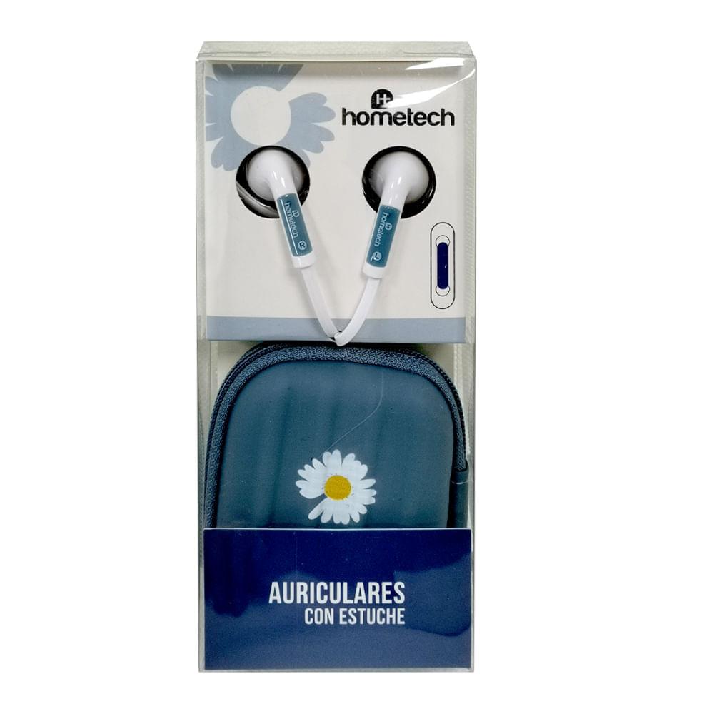 Auriculares-con-estuche-Hometech---Azul-oscuro