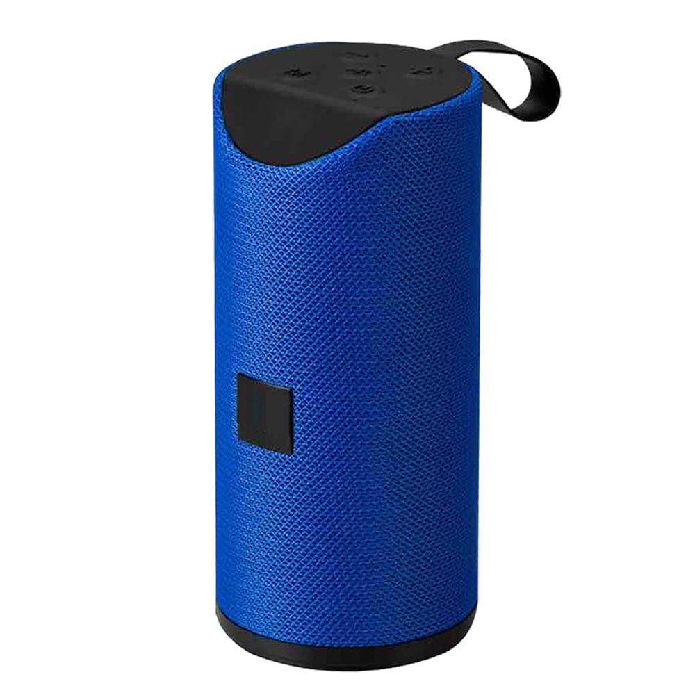 Mini-parlante-16x6cm-con-Bluetooth-Hometech---Azul