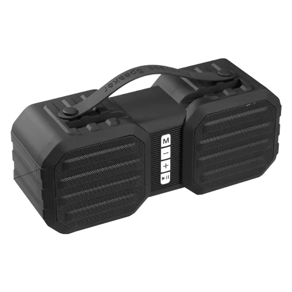 Mini-parlante-23x10-cm-con-Bluetooth-Hometech---Negro