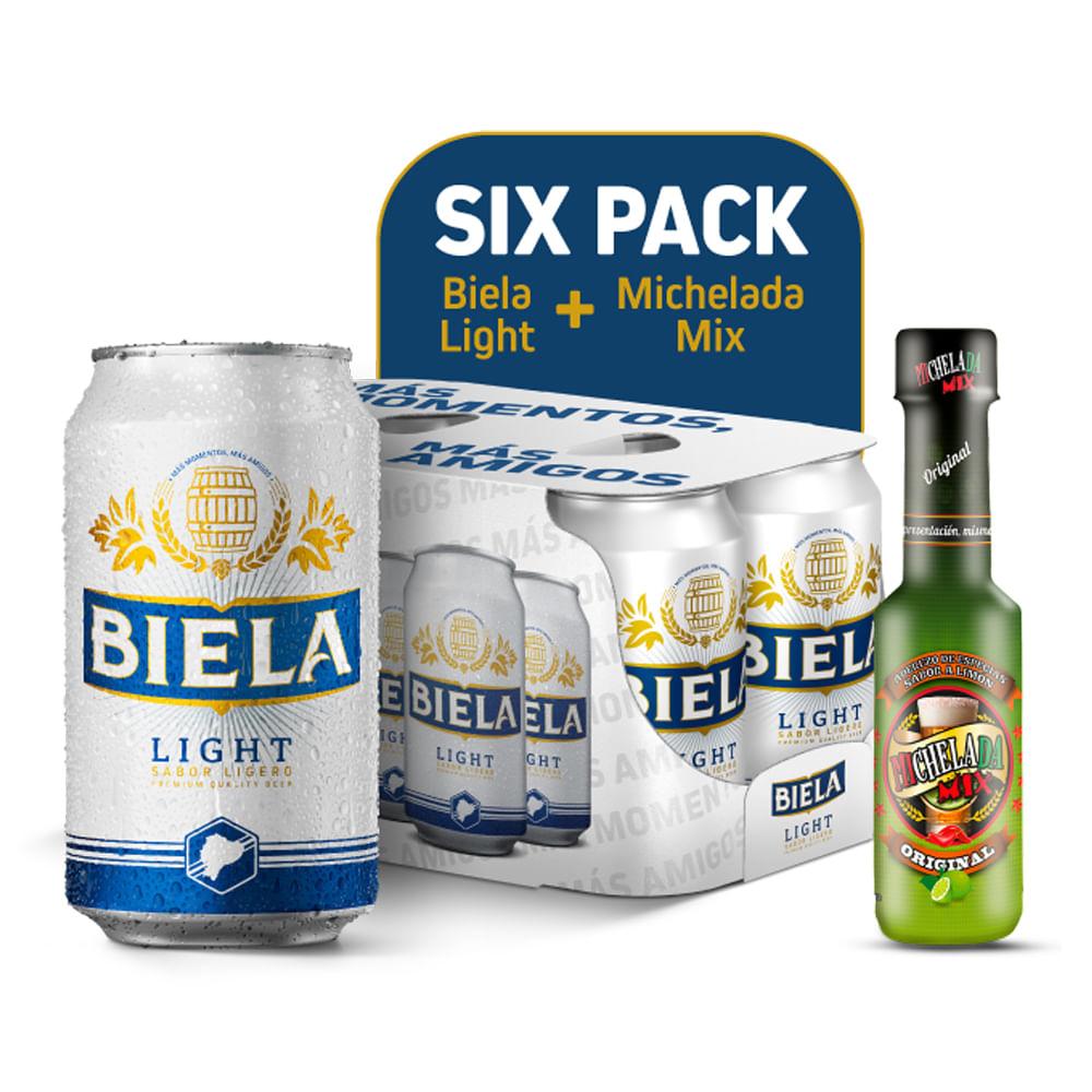 Combo-Cerveza-Biela-Light---Michelada-Mix-
