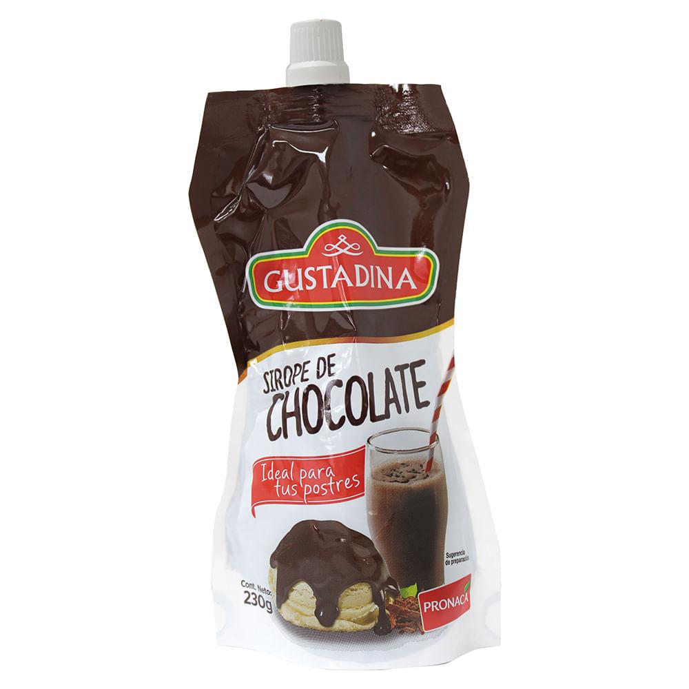 Sirope-de-Chocolate-Gustadina-Doypack-230-g
