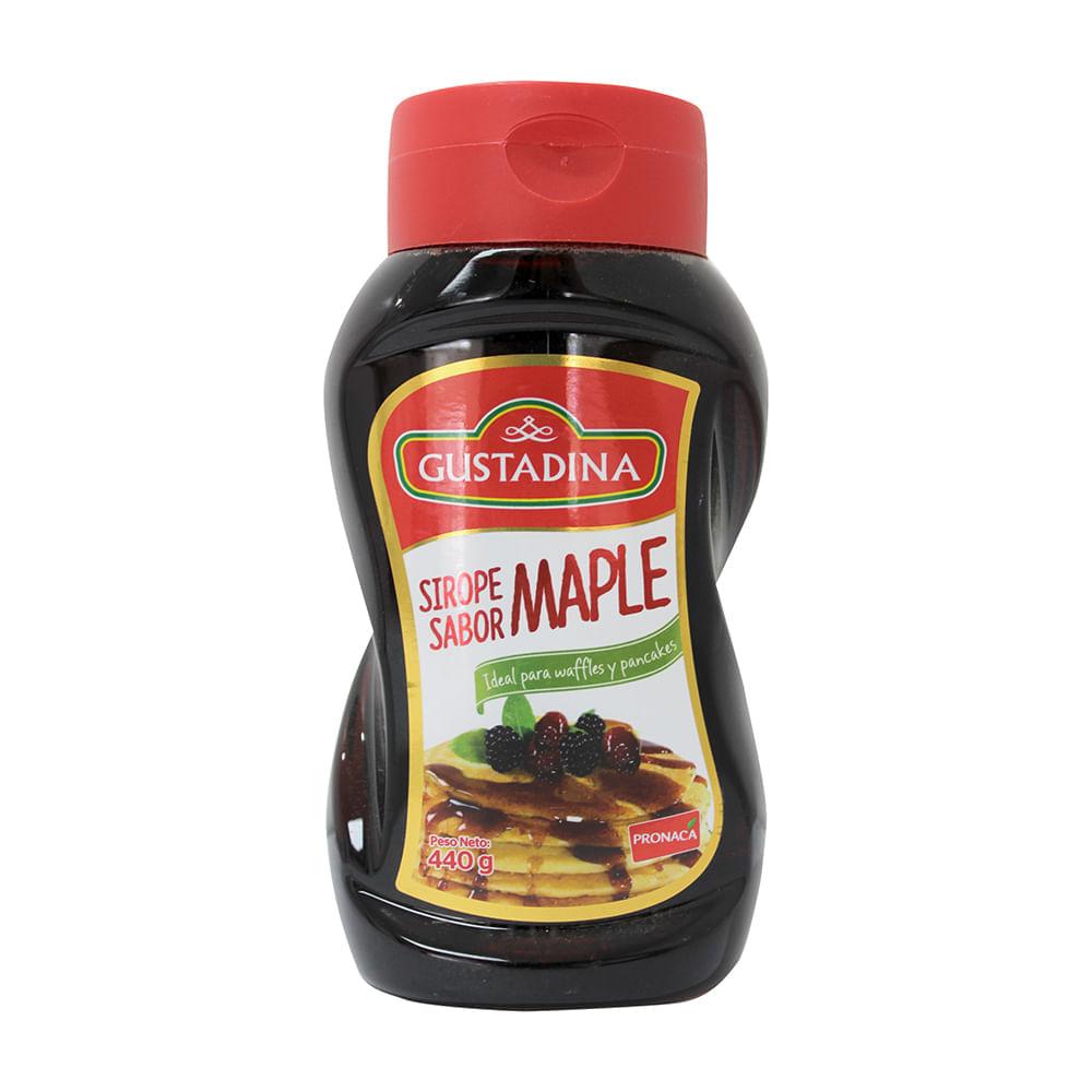 Sirope-Gustadina-440-g-Maple