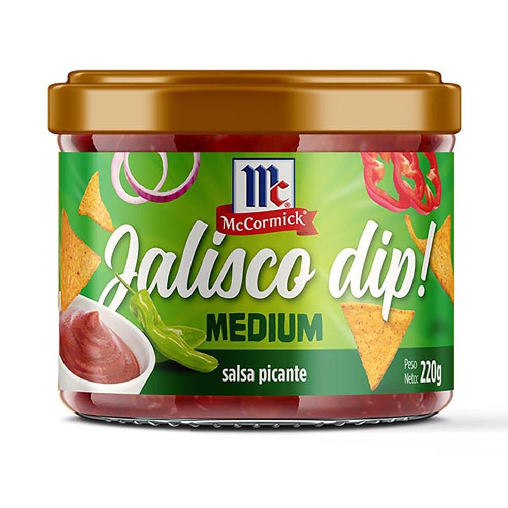 Salsa-Mc-Cormick-Jalisco-Dip-220-g