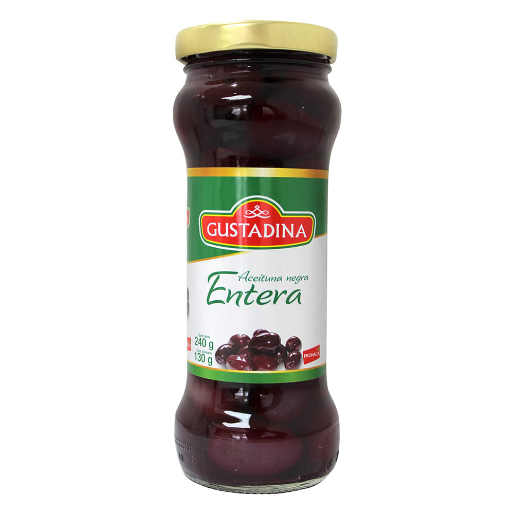 Aceitunas-Negras-Enteras-Gustadina-240-g