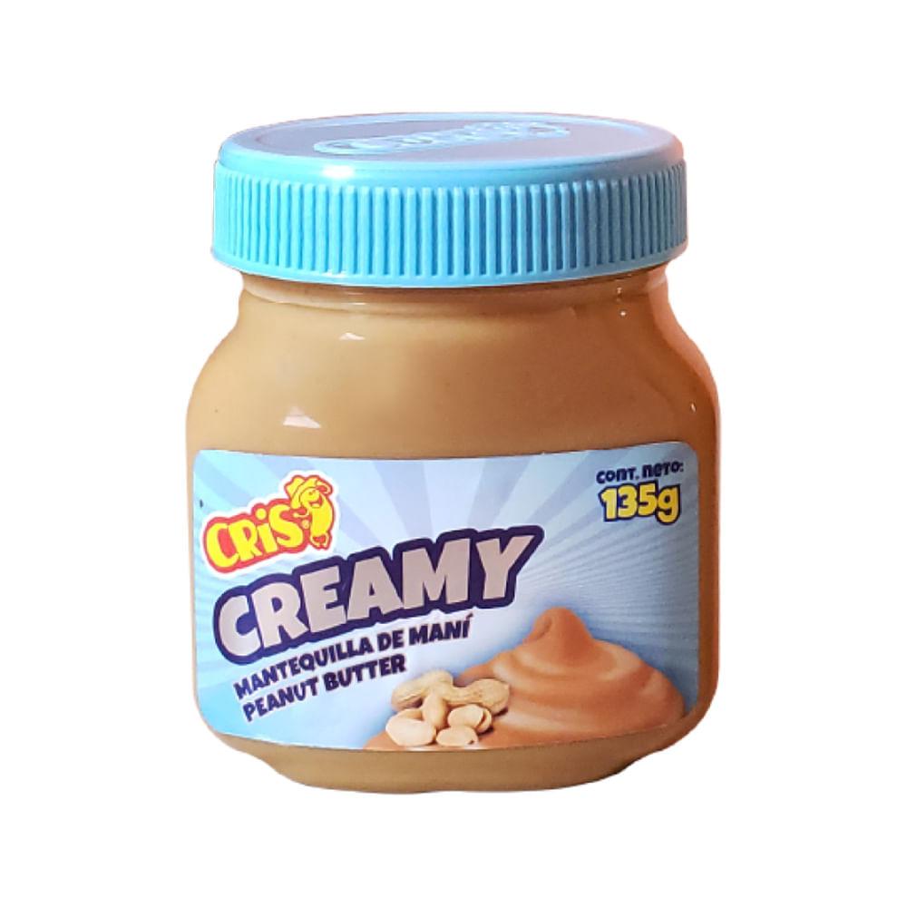 Mantequilla-De-Mani-Cris-Creamy-135-g