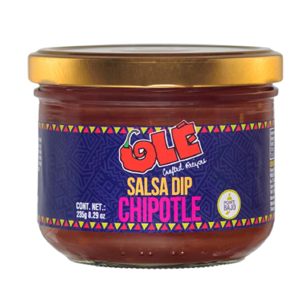 Salsa-Dip-Ole-235-g-Chipotle