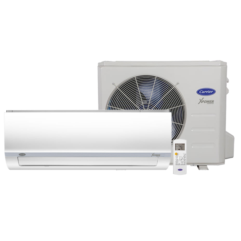 Aire-acondicionado-Carrier-12000-BTU-Inverter