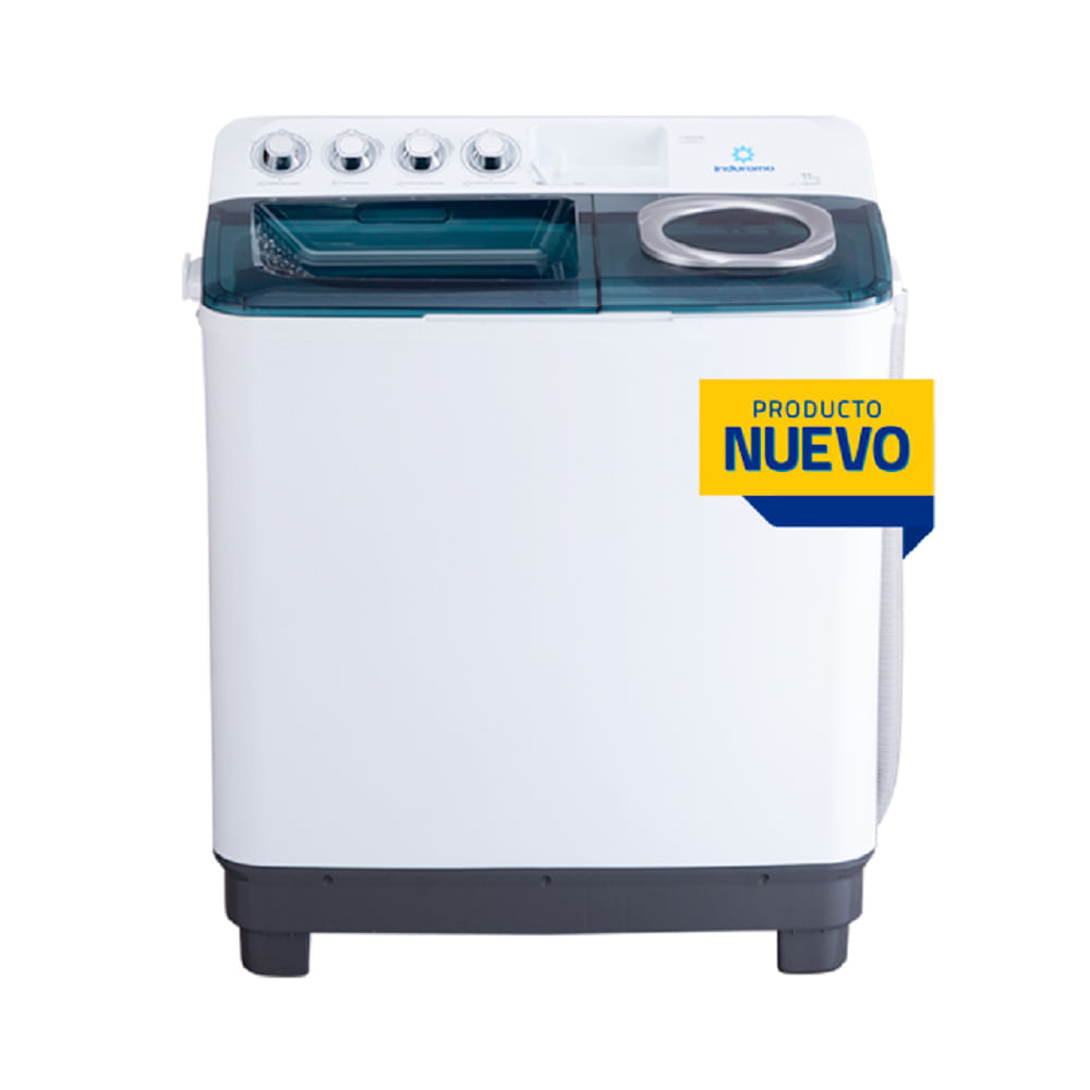 Lavadora-Semiautomatica-11Kg-Indurama