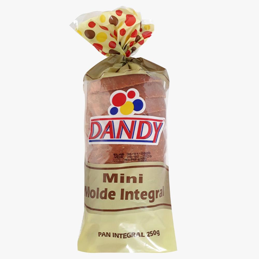 Pan-mini-molde-Dandy-250-g-integral-