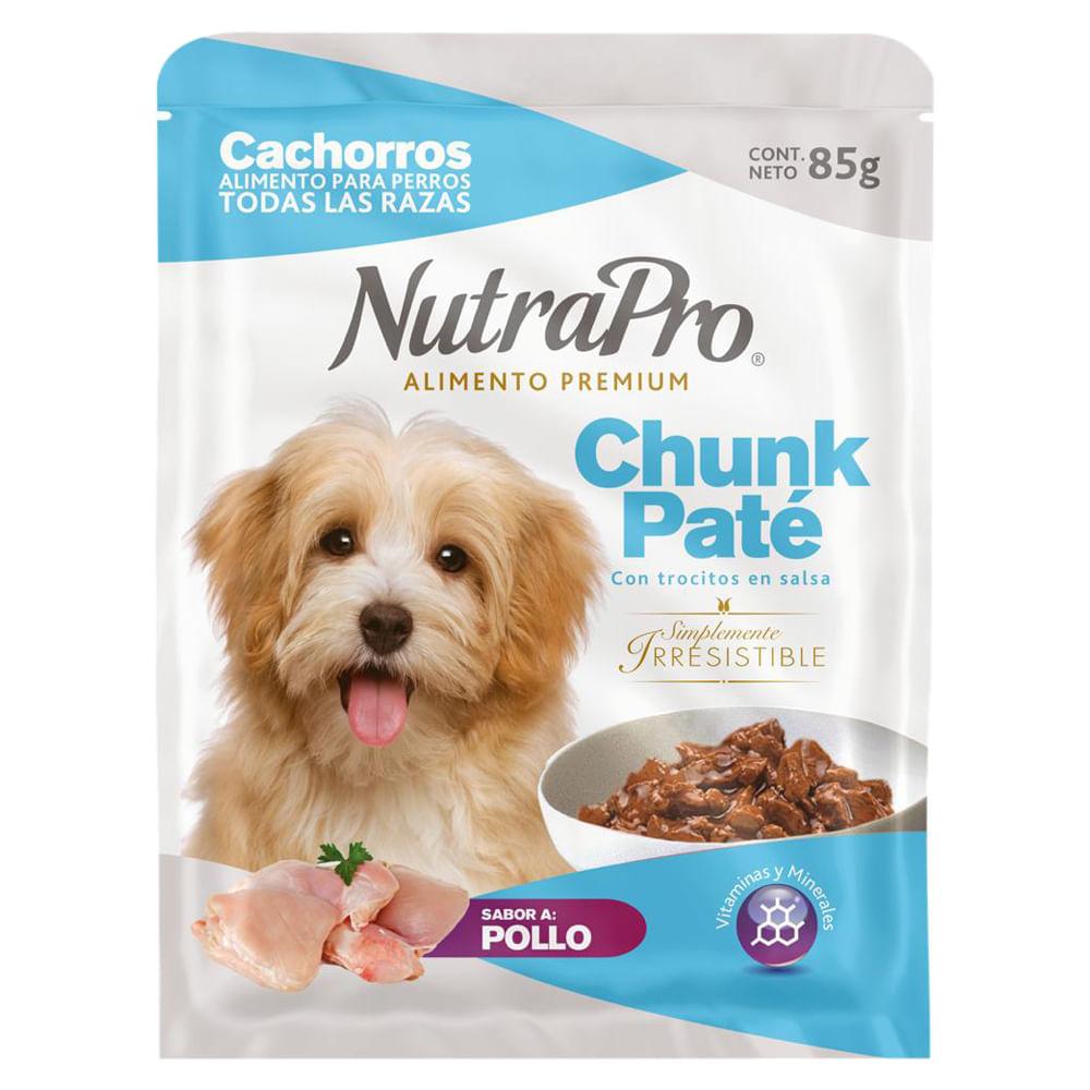 Alimento-humedo-para-perro-cachorro-Nutrapro-85-g-pollo-