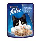 Alimento-humedo-para-gato-Felix-85-g-pescado-blanco-