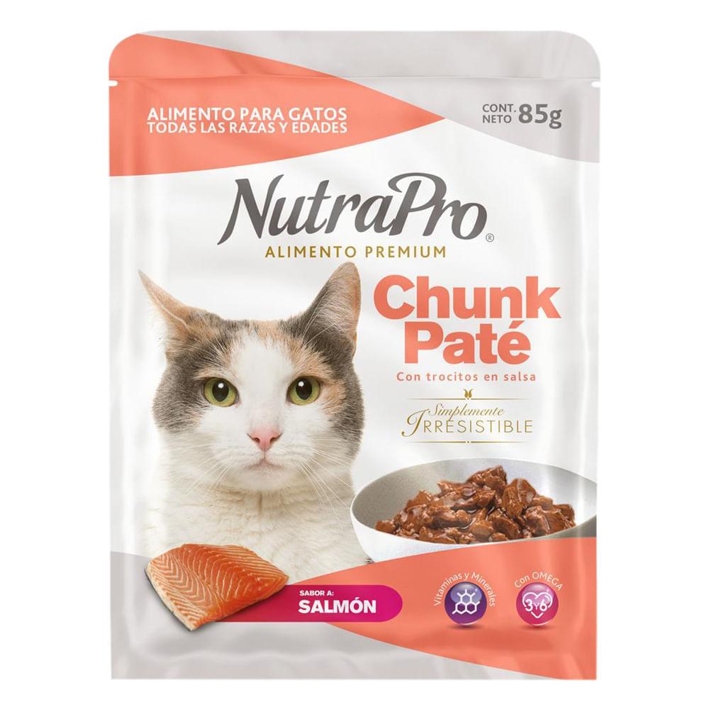 Alimento-humedo-para-gato-Nutrapro-85-g-salmon-