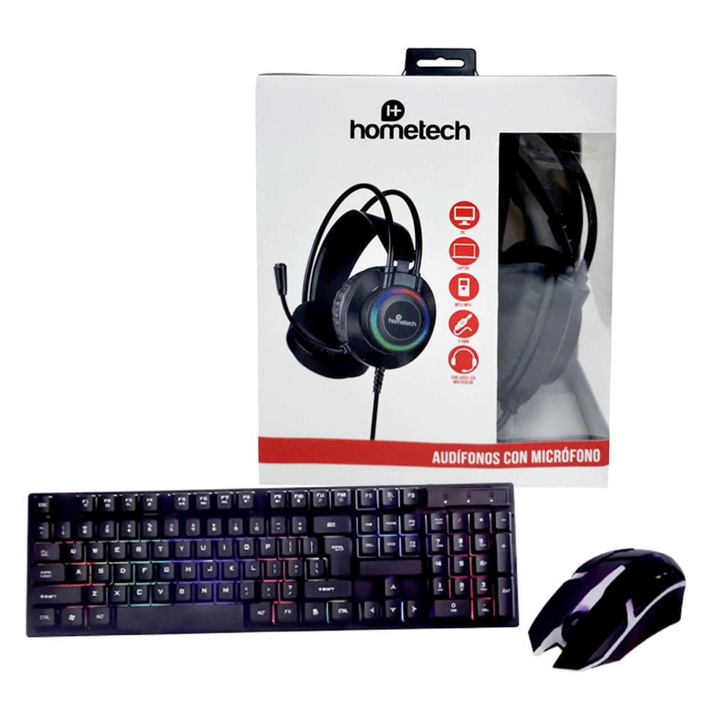 Combo-Audifonos-con--microfono---teclado-con-mouse-Hometech