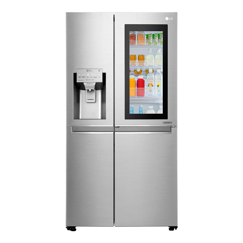 Refrigeradora-22-pies-inverter-LG-platinium-ls65sxn-sbs