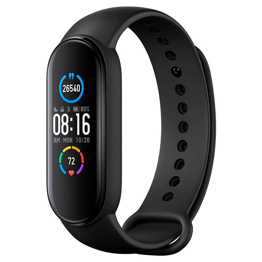 Reloj-inteligente-mi-smart-band-5-Xiaomi-negro
