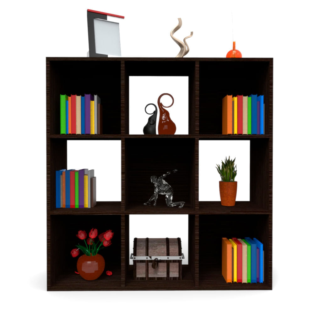 Biblioteca-9-cubos-rectangular-Mueble-Facil