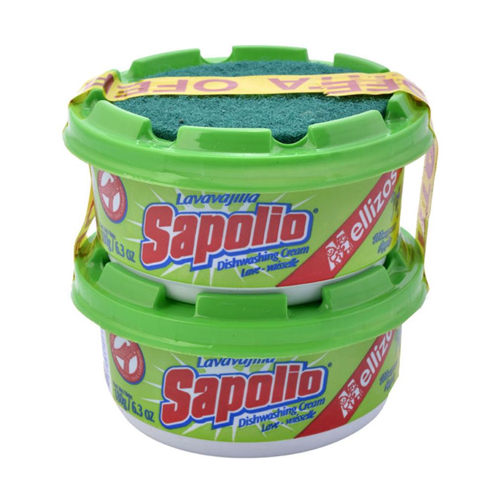 Lavavajilla-en-crema-sapolio-mellizos-180-g-x2-manzana-