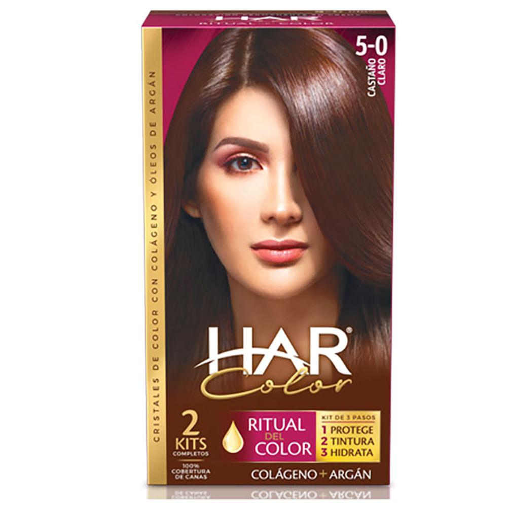 Tinte-Har-color-tubo-50-g-castaño-claro-