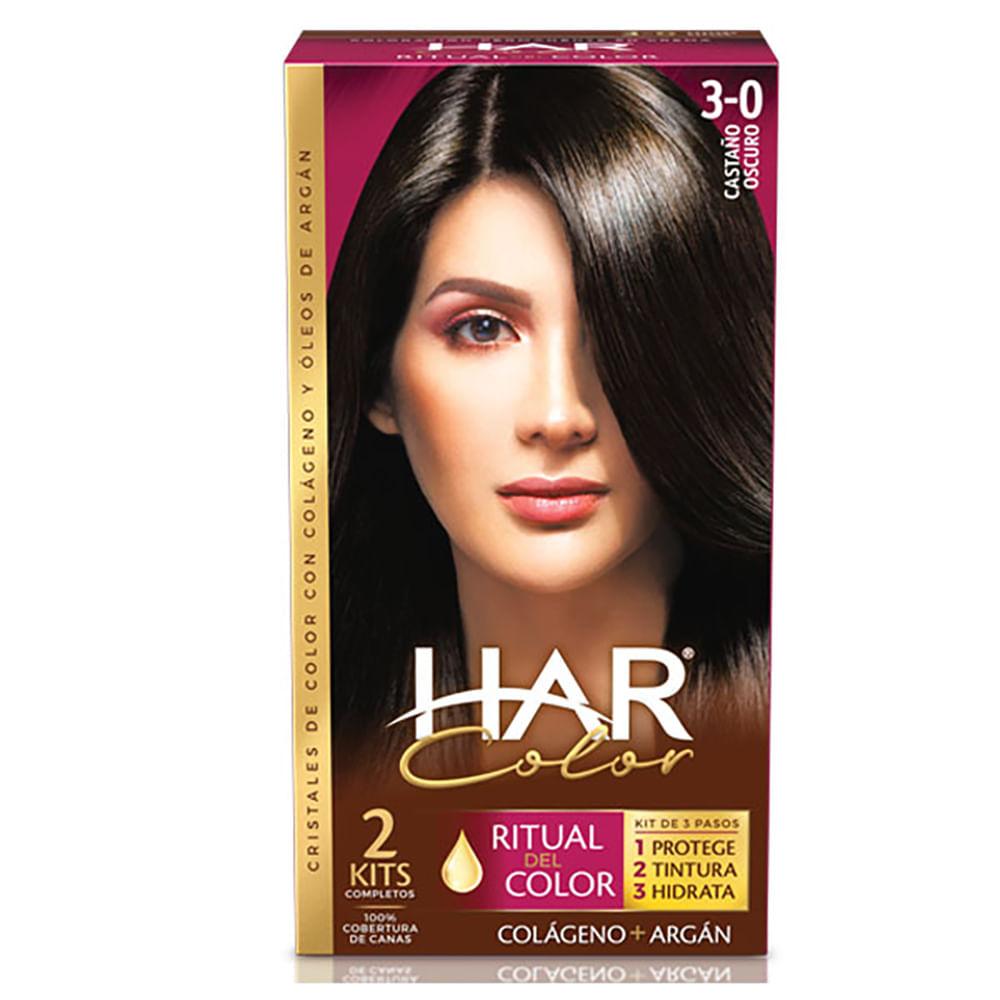 Tinte-Har-color-tubo-50-g-castaño-oscuro-