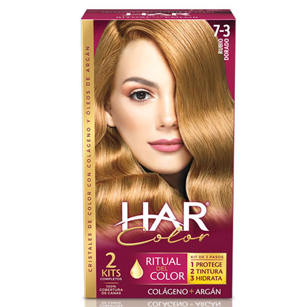 Tinte-Har-color-tubo-50-g-rubio-dorado-