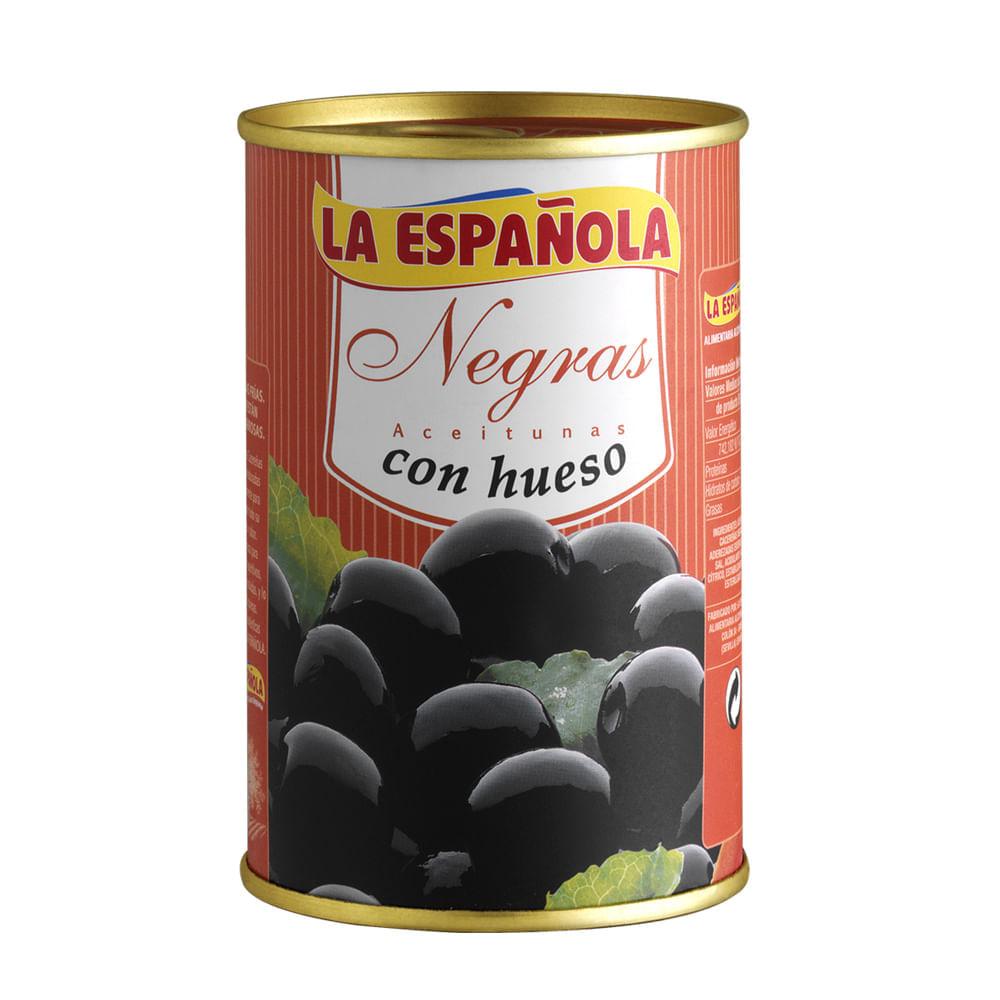 Aceitunas-negras-con-hueso-300g-La-Española