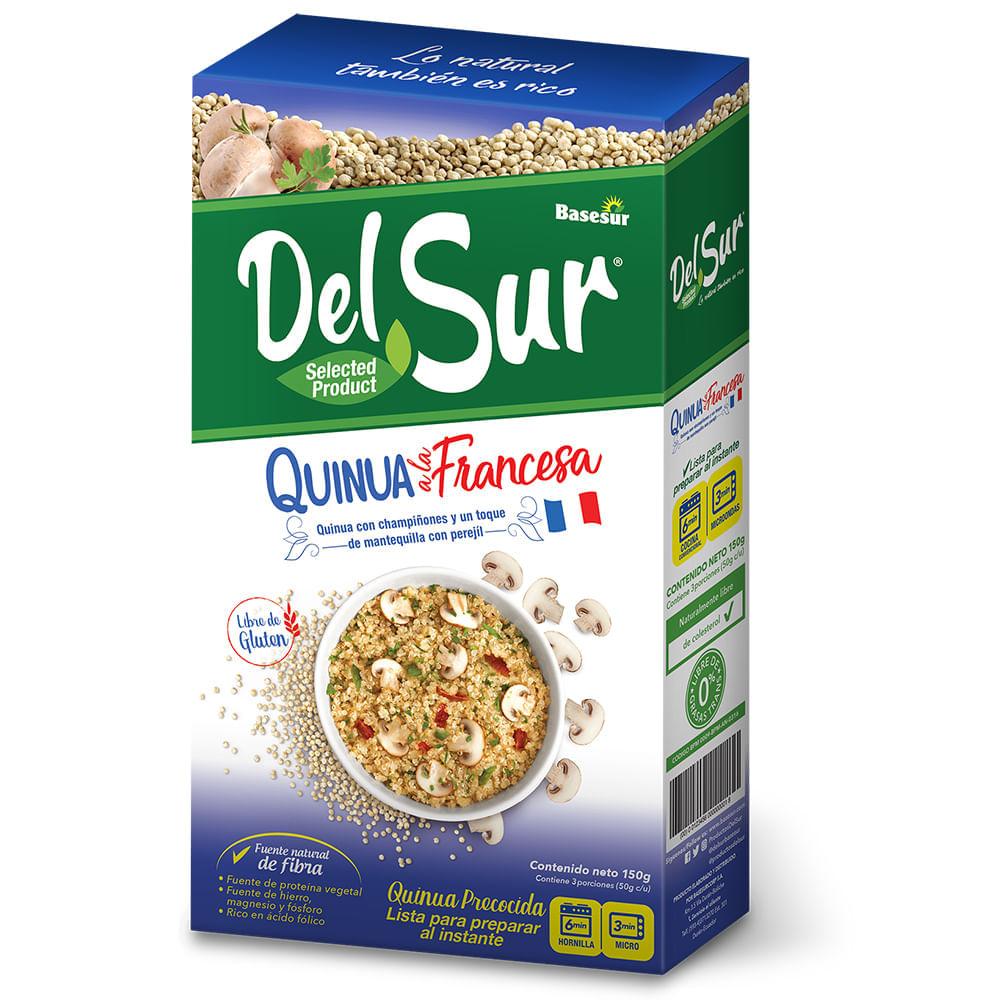 Quinua-la-francesa-champiñones-150g-Del-Sur