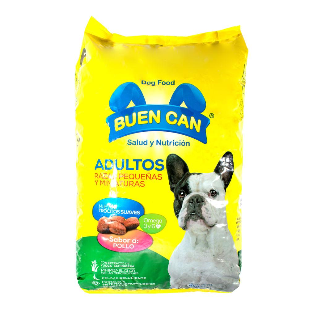 Alimento-para-perro-Adulto-Raza-Peq-Med-Buen-Can-4-Kg-Pollo