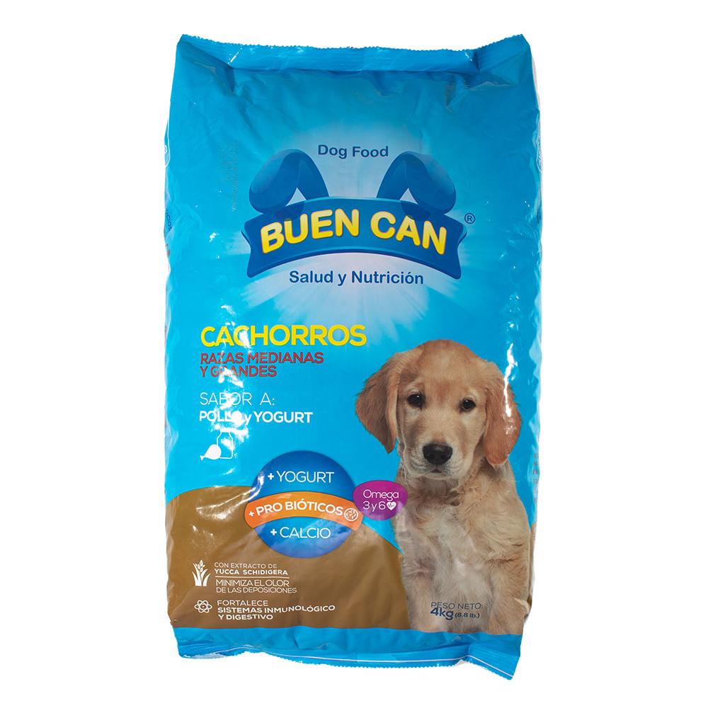Alimento-para-perro-Adulto-Raza-Med-Gra-Buen-Can-4-Kg-Pollo