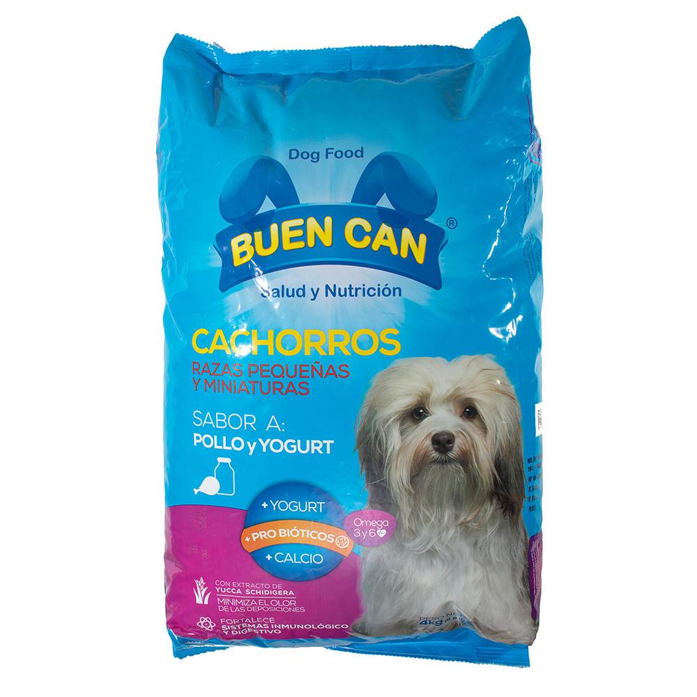Alimento-para-perro-Cachorro-Raza-Peq-Med-Buen-Can-4-Kg-Pollo