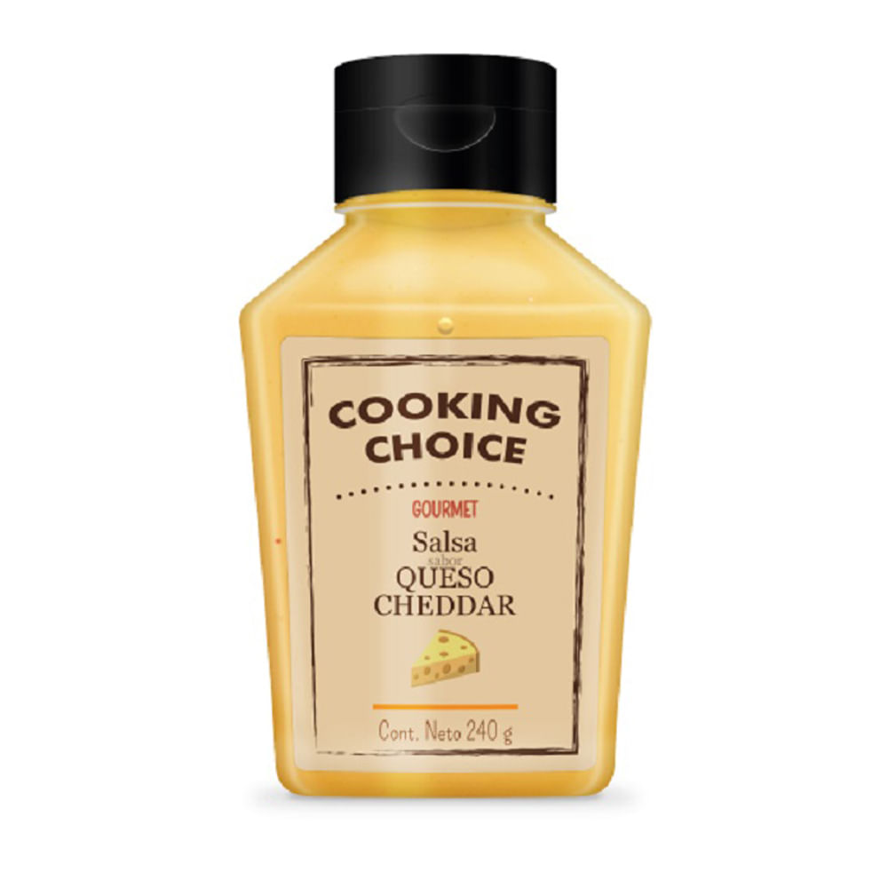 Salsa-Cooking-Choice-240-g-Queso-Cheddar