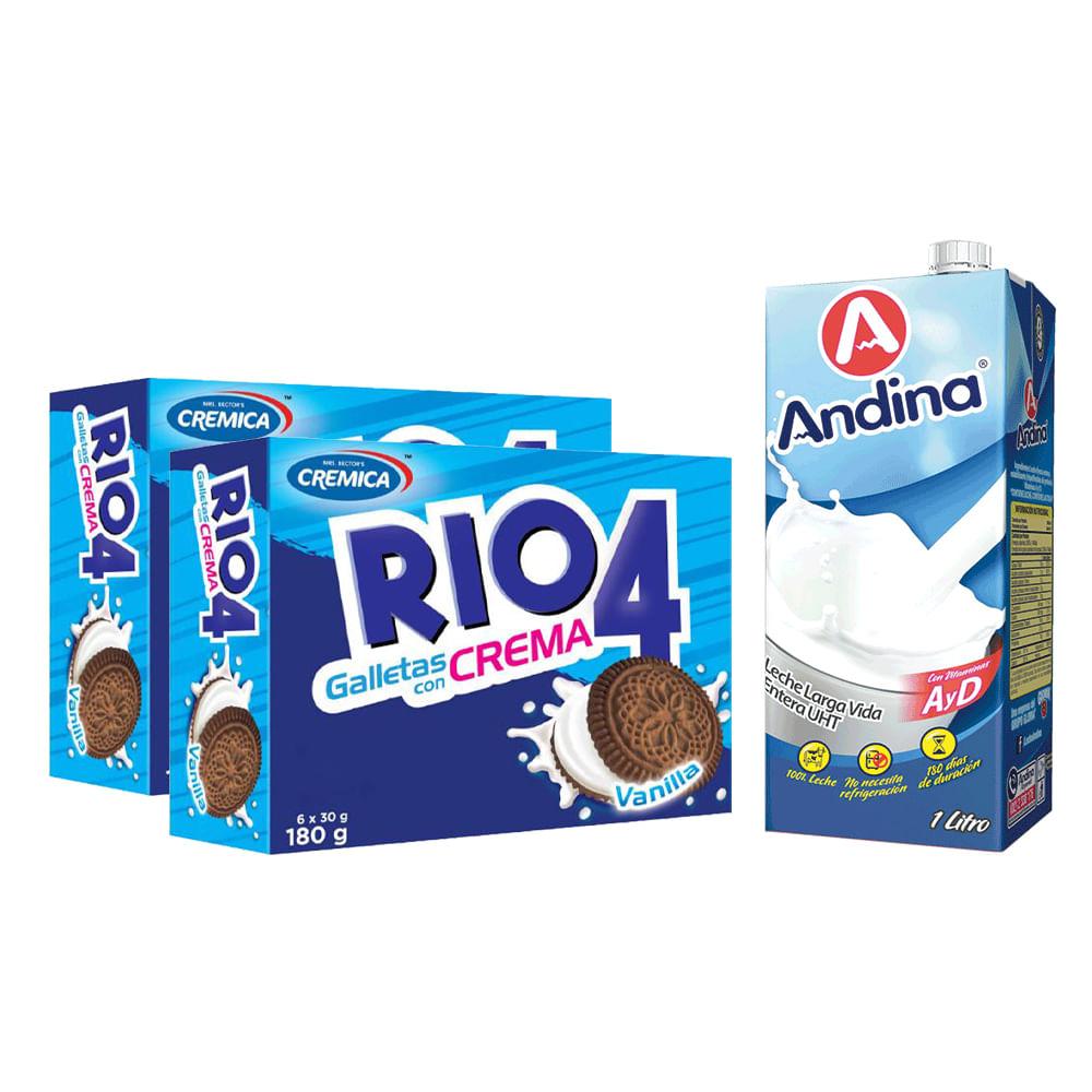 Combo-Galletas-Rio4-Ta-Riko-180g---Leche-Andina-1-L