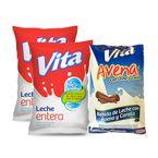 Combo-Leche-Vita-900-ml-x2-unds.---Bebida-de-avena-Vita-1L-Leche-y-Canela