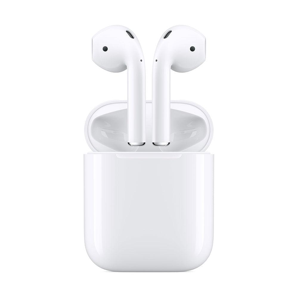 Audifonos-airpods-con-estuche-carga-inalambrica-2gen-Apple