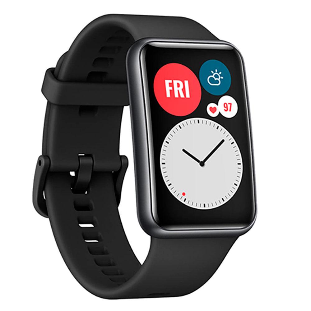 Reloj-inteligente-watch-fit-con-oximetro-Huawei