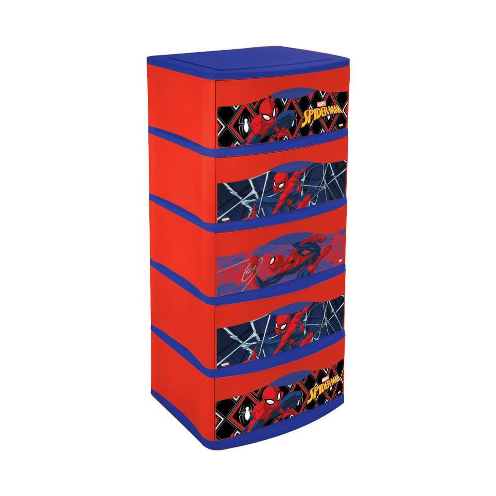 Cajonera-spider-man-Pica