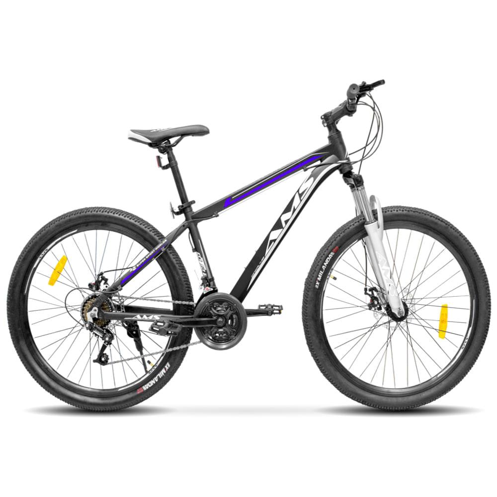 Bicicleta-aro-26-gris-AMS