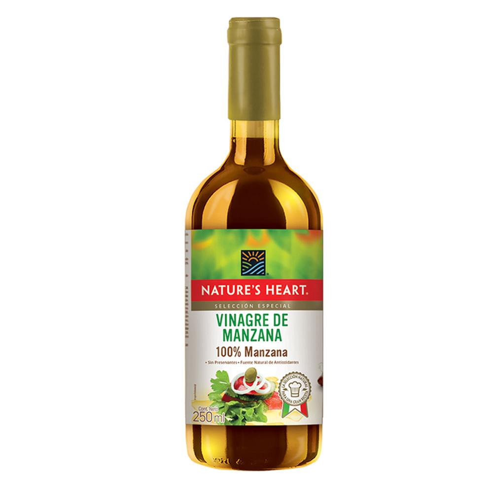 Vinagre-de-manzana-Natures-Heart-250-ml