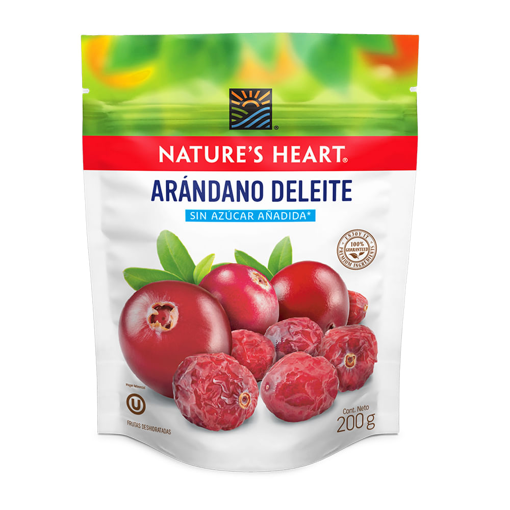 Arandanos-Natures-Heart-200-g