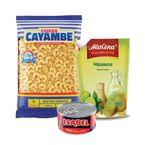 Combo-Atun-Isabel---Mayonesa-Alacena---Fideos-Cayambe