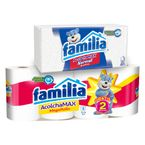 Combo-Papel-higienico-Familia-x8-unds---Servilleta-Familia-200-unds.