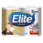 Papel-higienico-triple-hoja-Elite-Premium-Mega-34m-x4-rollos